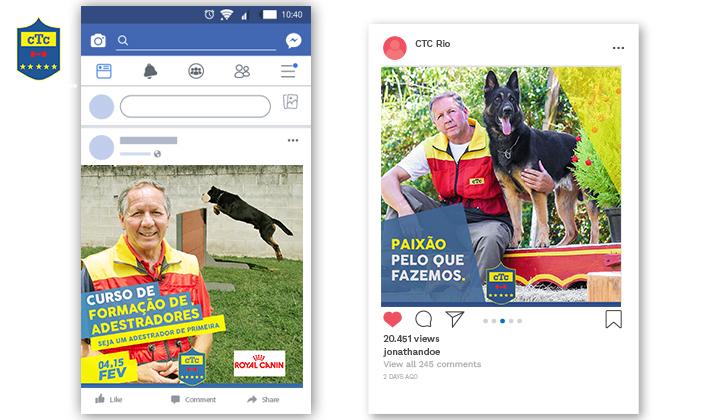 CTC Rio – Centro de Treinamento Canino