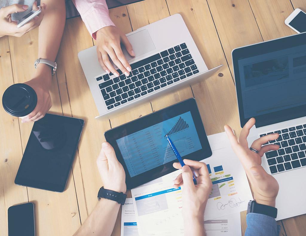 Ambiente Digital Estimula a Produtividade